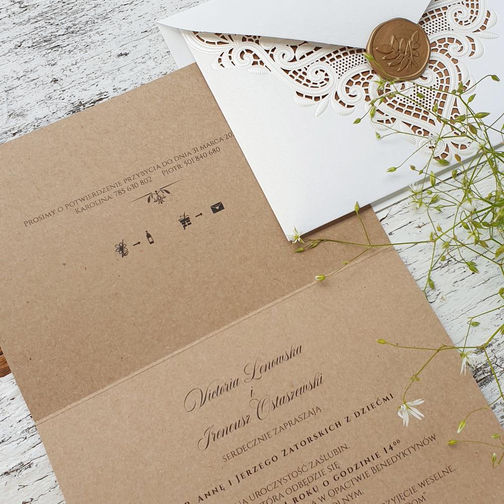 zaproszenia ślubne tekstb