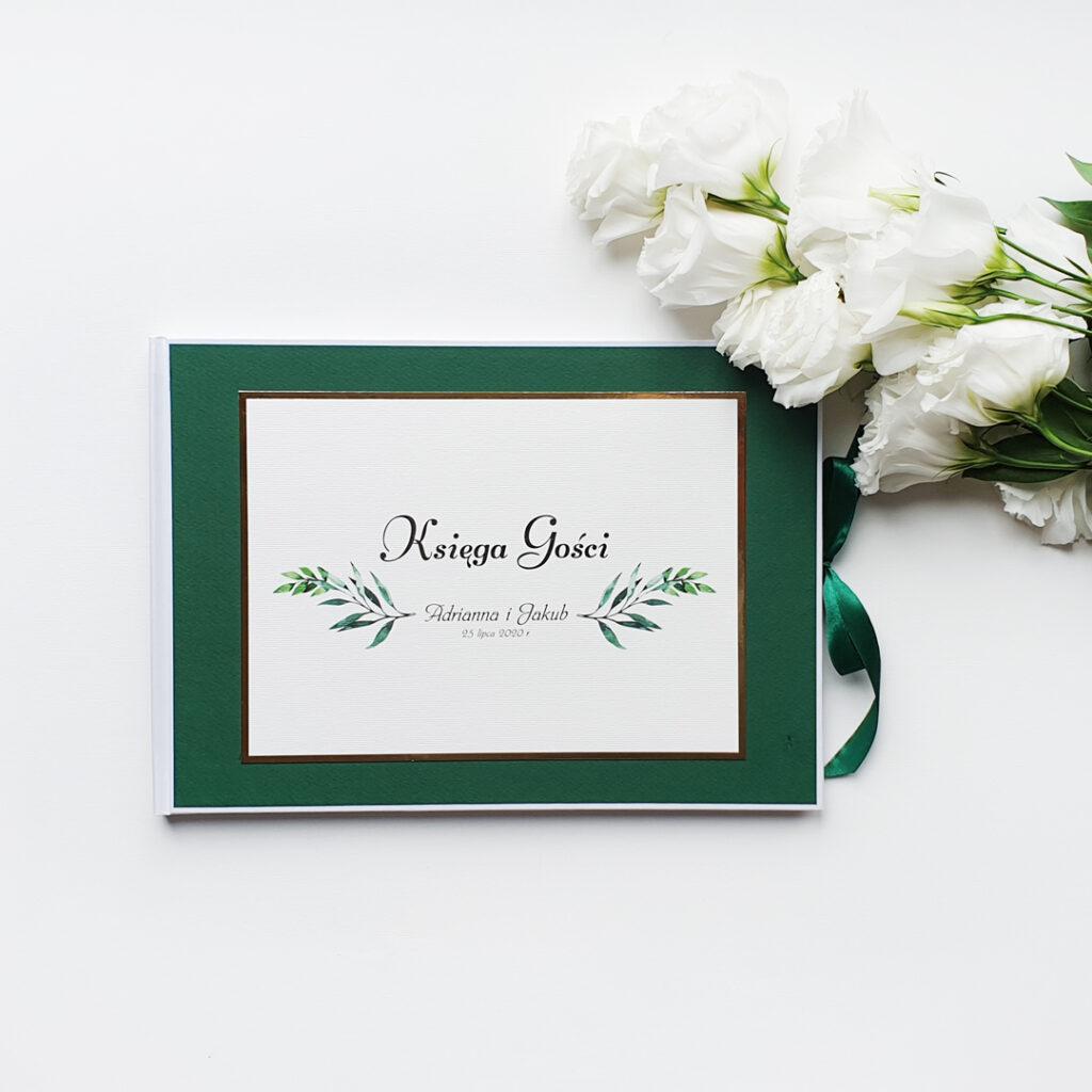 zielona księga gości
