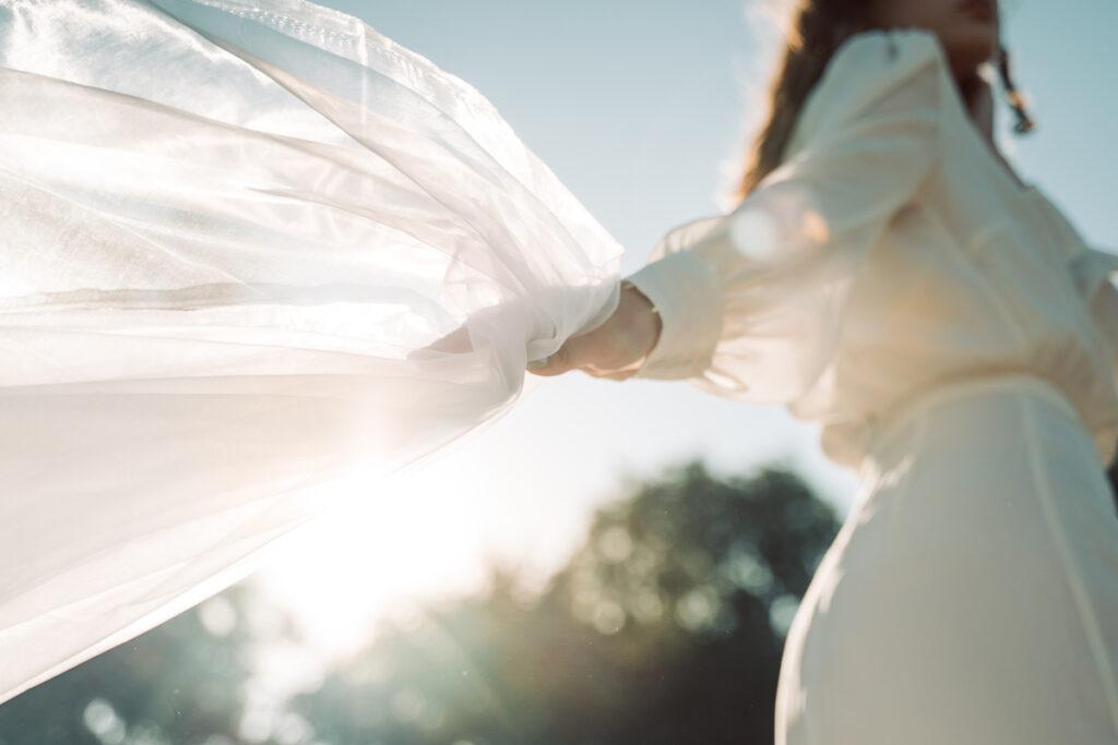 ślub na wsi