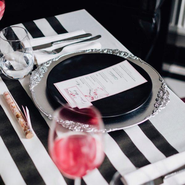 menu różowe a